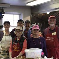 Community Kitchen volunteers