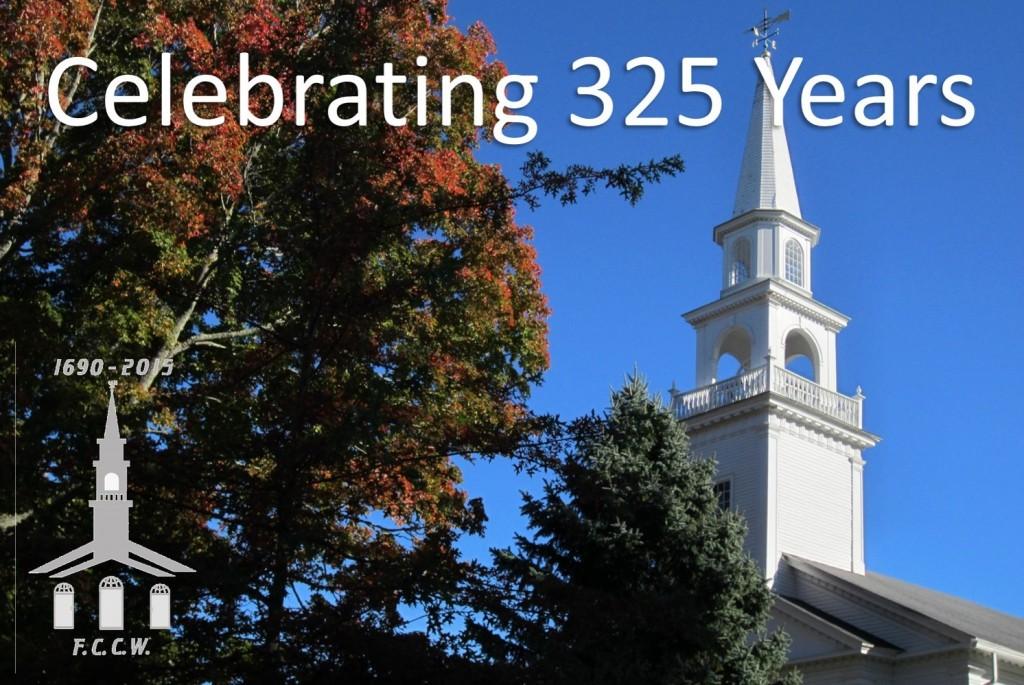 Celebrating 325 Years