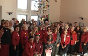 Volunteers for Christmas on the Hill